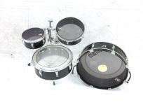REMO Legero Acoustic R コンパクトドラム タムタム バスドラム フロアタム 4点セットの買取