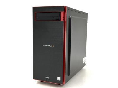 ユニットコム ILeDXi-R049 デスクトップ PC i7 10700K 3.8GHz 16 GB HDD 2TB SSD 512GB GTX 1660 Ti Win 10 Home 64bit
