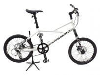 CANNONDALE キャノンデール HOOLIGAN 8速 クロスバイク 小径 自転車 フーリガン サイクリング 楽 大型の買取