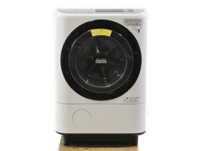 HITACHI 日立 BD-NX120AL ヒートサイクル ドラム式 洗濯乾燥機 左開き 2016年製 家電