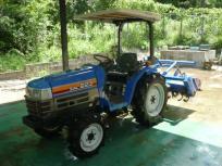 宮崎県 日南市 イセキ TF223F-UD トラクター 22馬力 キャノピー付きロータリー ARF140 SIAL223 農機具 農業 直の買取