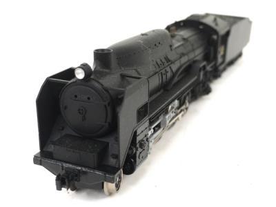 KATO 2009 D51 なめくじ 蒸気機関車 鉄道模型 Nゲージ