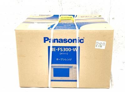Panasonic NE-FS300-W オーブンレンジ 電子レンジ ホワイト系 2020年製 調理 家電 パナソニック