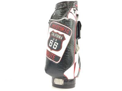 ベルディング ファットビー ルート66 8.5インチ ゴルフ バック キャディバッグ