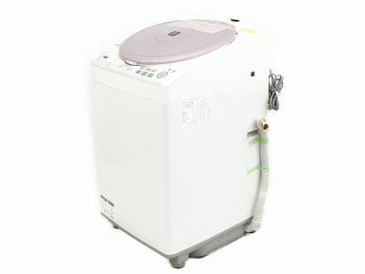 SHARP ES-TX820-P 洗濯乾燥機 プラズマクラスター 家電 シャープ