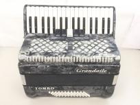 TOMBO アコーディオン グランデール GT-60 34鍵 60ベースの買取