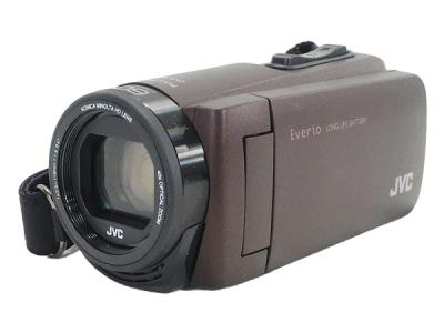 JVC GZ-F270-T ビデオカメラ Everio エブリオ 2020年製 撮影 動画 家電