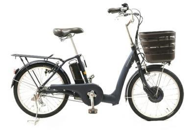BRIDGESTONE RK0B41 電動アシスト自転車 ラクット 電動 自転車 ルビーレッド 20インチ 3段変速 ブリヂストン