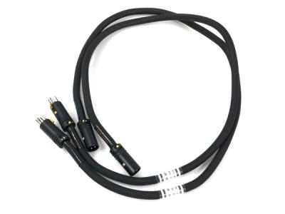 ACOUSTIC REVIVE XLR-1.0TripleC-FM pc-triple balanced ケーブル ペア 約1.0m