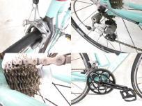Bianchi SHE ALU7000 DAMA BIANCA ロードバイク 自転車 105の買取