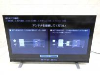 TOSHIBA 東芝 REGSA レグザ 43C350X 液晶テレビ 43型 TV 2020年製 家電 大型の買取