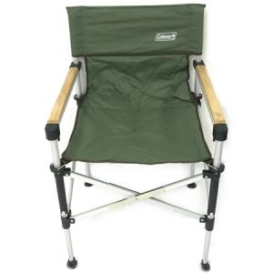 Coleman 2-WAY CAPTAIN CHAIR GREEN 2000031281 チェア 椅子 キャンプ用品 コールマン