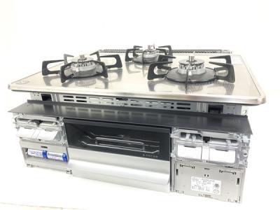 ハーマン DW32Q6WTSKSVE ビルトインコンロ 都市ガス 2020年製 キッチン 調理 家電