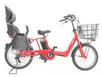Panasonic ギュット アニーズ BE-ELMA032R 電動アシスト 自転車 20インチ 2017年モデル パナソニック 大型の買取