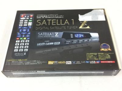 SATELLA1 Z FTAデジタルハイビジョンチューナー
