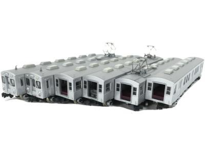 トミーテック 鉄道コレクション 創立60周年記念 東急急行電鉄7000系 3点 Nゲージ 鉄道模型