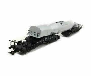 TRIX 23967 TRIX Hot Metal Bottle Car Wagon torpille 鉄道模型 HOゲージ 外国車両