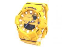 CASIO G-SHOCK GBA-800 腕時計 ジーショック イエロー オレンジ系 時計 カシオ