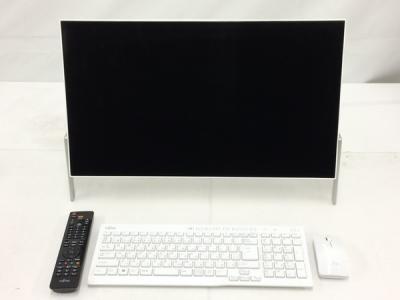 FUJITSU ESPRIMO FMVWB3F1BD 一体型 PC Celeron CPU 3865U 1.80GHz 4GB HDD1.0TB 23.8型 Win 10 Home