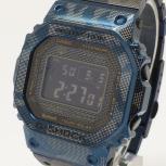 CASIO カシオ G-SHOCK Gショック GMW-B5000TCF-2JR メンズ カモフラ フルメタル ソーラー 腕時計の買取