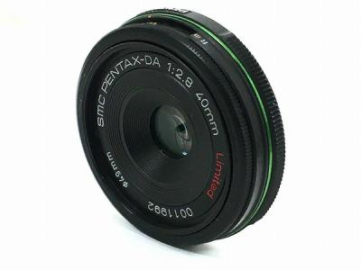 PENTAX smc PENTAX-DA 1:2.8 40mm Limited カメラ レンズ ペンタックス