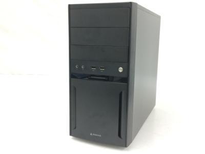 MouseComputer LM-AG400 デスクトップ PC Ryzen 7 3700X 3.6GHz 16 GB SSD 512GB GTX 1660 Ti Win 10 Home 64bit