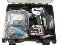makita TD171D 18V 6.0Ah 充電式 インパクト ドライバー 電動 工具の買取