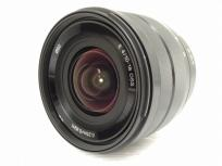 SONY ソニー レンズ E 10-18 mm F4 OSS SEL1018 E マウント カメラ 超広角 撮影 レンズの買取