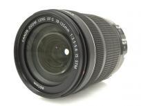 CANON ZOOM LENS EF-S 18-135mm F3.5-5.6 IS STM レンズ キヤノンの買取