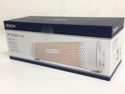 DENON envaya mini DSB-100 Bluetooth スピーカー 音響