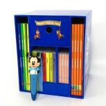 ワールド ファミリー DWE ミッキーマジックペンセット ディズニー 英語 システム 教材 2017年 頃の買取