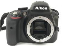 Nikon ニコン D3300 ダブル ズームキット 一眼レフ カメラの買取