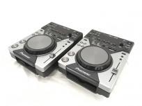 Pioneer CDJ400 DJ ミキサー ペア セット 音響機材の買取