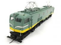 天賞堂 Tenshodo EF58形 電気機関車 小窓 青大将色 HOゲージ 鉄道模型の買取
