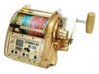 Miya Enoch COMMAND X-10 電動リール 12v 釣具 コマンド ミヤエポックの買取