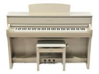 引取限定ヤマハ YAMAHA CLP-675WA 電子ピアノ 88鍵 鍵盤 楽器の買取