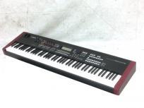 YAMAHA MOXF8 88鍵モデル シンセサイザー 鍵盤 楽器の買取