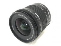 Canon キヤノン EF-S10-18mm F4.5-5.6 IS STM レンズ カメラ ズームの買取