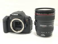 Canon EOS Kiss X6i ダブルズームキット 一眼レフ デジタル カメラ キャノンの買取