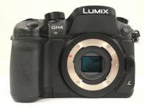 Panasonic LUMIX DMC-GH4 GH4 ボディ ミラーレス 一眼 カメラの買取