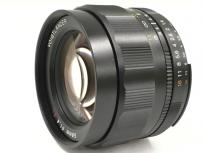 Voigtlander NOKTON 58mm 1.4 SL II N Ai-S カメラ レンズ レンズフード 元箱付の買取