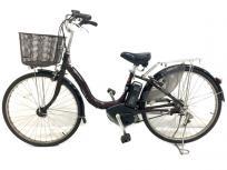 ヤマハ PAS Natura PM26NLDX 電動アシスト 自転車 2012年製 バッテリー 2個付大型の買取