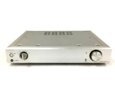 ONKYO プリメインアンプ Aー1VL ステレオ シルバー オーディオ機器