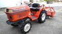 鳥取県 米子市 kubota クボタ B-40 トラクター ロータリー 農業機械 農機具 14馬力 農業 368H 倍速 自動水平の買取