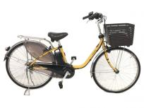 Panasonic パナソニック BE-ELD636Y2 マットハニー 電動アシスト自転車 3段 16.0Ahの買取