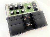 BOSS ボス RE-20 ギター用 エフェクター ツインペダル 音響機材の買取