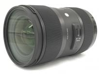 SIGMA 18-35mm F1.8 DC HSM 013 Nikon用 カメラ レンズ ケース 元箱あり