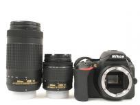 Nikon D5600 ダブルズームキット 18-55 VR + 70-300 VR Kitの買取