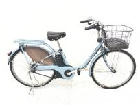 Panasonic パナソニック 電動アシスト自転車 ビビスタイル BE-ELDS634V2 楽 大型の買取