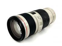 Canon EF70-200mm F4L IS USM ズームレンズの買取